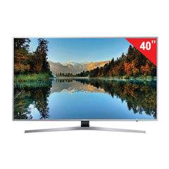 "Телевизор LED 40"" (101,6см), SAMSUNG UE40MU6400, 3840×2160 4K UHD, Smart TV, Wi-Fi, 100 Гц, HDMI"