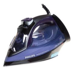 Утюг PHILIPS GC3925/<wbr/>30, 2500 Вт, антипригарное покрытие, самоочистка, автоотключение, синий/<wbr/>черный