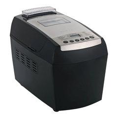 Хлебопечка POLARIS PBM 1501D, 860 Вт, вес выпечки 1,25 кг, 14 программ, пластик, черный