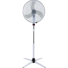 Вентилятор напольный POLARIS PSF 5040RC, d=40 см, 55 Вт, 3 скоростных режима, таймер, пульт Д/<wbr/>У, белый