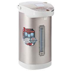 Термопот SUPRA TPS-3010, 5 л, 900 Вт, 2 режима подачи воды, пластик, золотой
