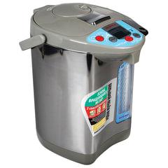 Термопот SUPRA TPS-3016, 4,2 л, 730 Вт, 2 режима подачи воды, пластик, серый