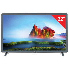 "Телевизор LG 32LK615B, 32"" (81 см), 1366×768, HD, 16:9, Smart TV, Wi-Fi, черный"