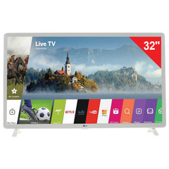 "Телевизор LG 32LK6190, 32"" (81 см), 1920×1080, Full HD, 16:9, Smart TV, Wi-Fi, серый"