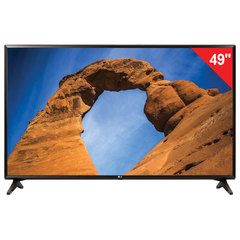 "Телевизор LG 49LK5910, 49"" (124 см), 1920×1080, Full HD, 16:9, Smart TV, W-iFi, черный"