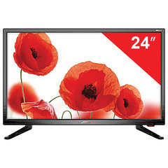 Телевизор TELEFUNKEN TF-LED24S37T2 24'' (60 см), 1366×768, HD, 16:9, черный