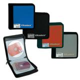 Портмоне для CD/<wbr/>DVD BRAUBERG (БРАУБЕРГ) на 24 диска, обложка пластиковая, ассорти