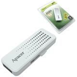 ����-���� APACER, 8 GB, Handy Steno AH323, USB 2.0, �������� ������/<wbr/>������ — 10/<wbr/>3 ��/<wbr/>���., �����