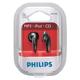 Наушники PHILIPS SHE 1350, проводные, 1 м, стерео, вкладыши