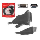 ������ HDMI A-DVI-D SPARKS, 3 �, ��� �������� ��������� ������������