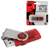 ����-���� KINGSTON, 8 GB, DataTraveler DT101G2, USB 2.0, �������� ������/<wbr/>������ — 10/<wbr/>5 ��/<wbr/>���.