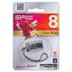 ����-���� SILICON POWER, 8 GB, Touch 850 Titan, USB 2.0, �������� ������/<wbr/>������ — 10/<wbr/>3 ��/<wbr/>���., ����������