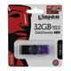 ����-���� KINGSTON 32 GB Data Traveler 101G2, USB 2.0, �������� ������/<wbr/>������ — 10/<wbr/>5 ��/<wbr/>���., ���������