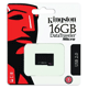 ����-���� KINGSTON, 16 GB, Data Traveler Micro, USB 2.0, �������� ������/<wbr/>������ — 11/<wbr/>5 ��/<wbr/>���., ������