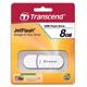 ����-���� TRANSCEND 8 GB JetFlash 330, USB2.0, �������� ������/<wbr/>������ — 15/<wbr/>7 ��/<wbr/>���, ����� � ������.