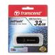 ����-���� TRANSCEND 32 GB JetFlash 350, USB 2.0, �������� ������/<wbr/>������ — 15/<wbr/>11 ��/<wbr/>���., ������