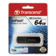 ����-���� TRANSCEND 64 GB JetFlash 350, USB 2.0, �������� ������/<wbr/>������ — 15/<wbr/>11 ��/<wbr/>���., ������