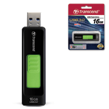 Флэш-диск 16 GB, TRANSCEND Jet Flash 760, USB 3.0, черный