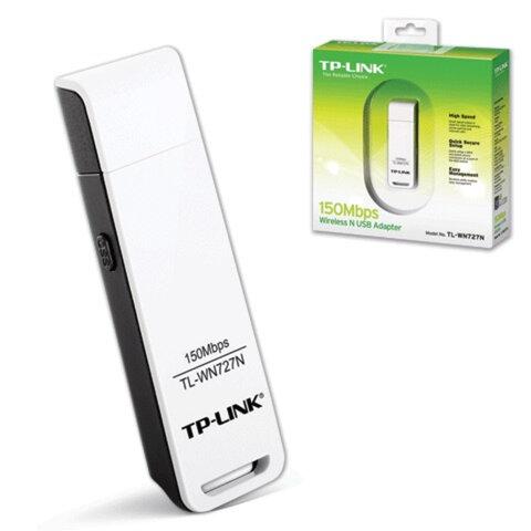 Адаптер WI-FI TP-LINK TL-WN727N, USB 2.0, 802.11n, 150 Мбит/<wbr/>с