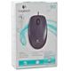 Мышь проводная оптическая LOGITECH M90, USB, 2 кнопки + 1 колесо-кнопка, черная