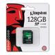 ����� ������ SDXC 128 Gb KINGSTON, �������� �������� ������ 10 ��/<wbr/>���. (class 10)