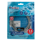 ������ USB 2.0 A-B BELSIS, 1,5 �, ��� ����������� ���������, c ���������� ��������