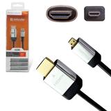 ������ HDMI �-D(micro) DEFENDER PRO, 1,8 �, ��� ���������������� �������� ��������� �����-�����