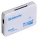 ���������+USB ��� DEFENDER COMBO TINY, USB 2.0, ����� SD/<wbr/>MMC, TF, M2, MC