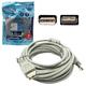 Кабель USB 2.0 AM-AF BELSIS, 5 м, удлинитель USB-порта, c ферритовым фильтром