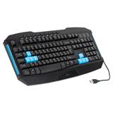 ���������� ������� ��������� SONNEN KB-G10, USB, 10 �������������� ������, LED, ������