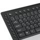 Клавиатура проводная SONNEN KB-M520, USB, мультимедийная, 16 дополнительных кнопок, черная