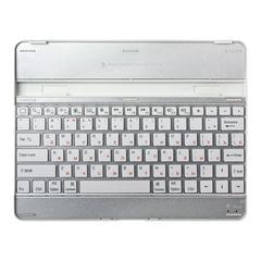 Клавиатура беспроводная SONNEN KB-B110 для планшетных компьютеров (система ios), bluetooth, серая