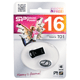 ����-���� SILICON POWER 16 GB Touch �01, USB 2.0, ������������� ������, �������� ������/<wbr/>������ — 10/<wbr/>5 ��/<wbr/>���., ������