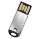 Флэш-диск 8 GB, SILICON POWER Touch 830, USB 2.0, серебристый