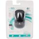 Мышь беспроводная оптическая LOGITECH M185, USB, 2 кнопки + 1 колесо-кнопка, цвет черный/<wbr/>серый