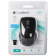 Мышь беспроводная оптическая LOGITECH M560, USB, 5 кнопок + 1 колесо-кнопка, черная