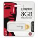 Флэш-диск 8 GB, KINGSTON DataTraveler G4, USB 3.0, белый