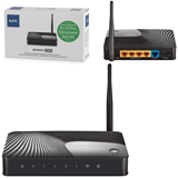Маршрутизатор ZYXEL Keenetic Start, 1 WAN, 4 LAN, 10/<wbr/>100 Мбит/<wbr/>сек., WI-FI802.11n, 150 Мбит/<wbr/>секунду