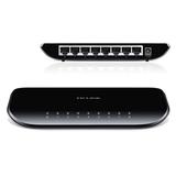 ���������� TP-LINK TL-SG1008D, 8RJ45, LAN 10/<wbr/>100/<wbr/>1000 ����/<wbr/>�, ���������