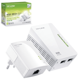 �������-PowerLine TP-LINK TL-WPA2220KIT, 1 WAN, 10/<wbr/>100 ����/<wbr/>�, 802.11n, 300 ����/<wbr/>�, �� ���� 200 ����/<wbr/>�, 2 �����