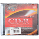 ���� CD-R VS, 700 Mb, 52x, Slim Case