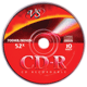 ���� CD-R VS, 700 Mb, 52�, �������� �������