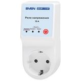 Сетевой фильтр SVEN OVP-11F, 1 розетка, световой индикатор, белый