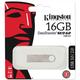 Флэш-диск 16 GB, KINGSTON DataTraveler SE9 G2, USB 3.0, серебристый