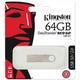 ����-���� KINGSTON, 64 Gb, DataTraveler SE9 G2, USB 3.0, �������� ������/<wbr/>������ — 100/<wbr/>15 ��/<wbr/>���