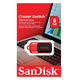 ����-���� SANDISK, 8 GB, Cruzer Switch, USB 2.0, �������� ������/ ������ — 15/<wbr/>5 ��/<wbr/>���.