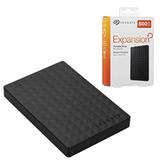 """Диск жесткий внешний SEAGATE Expansion, 500 GB, 2,5"""", USB 3.0, черный"""
