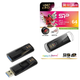 Флэш-диск 64 GB, SILICON POWER B50, USB 3.0, черный