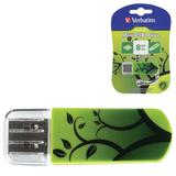 ����-���� VERBATIM, 8 GB, Mini Elements Edition Earth, USB 2.0, �������� ������/<wbr/>������ — 8/<wbr/>2,5 ��/<wbr/>���.