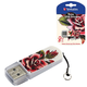 ����-���� VERBATIM, 8 GB, Mini Tattoo Edition Rose, USB 2.0, �������� ������/<wbr/>������ — 8/<wbr/>2,5 ��/<wbr/>���.